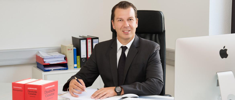 Rechtsanwalt Sprenger Büro